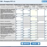 Import danych z otrzymanego PITu